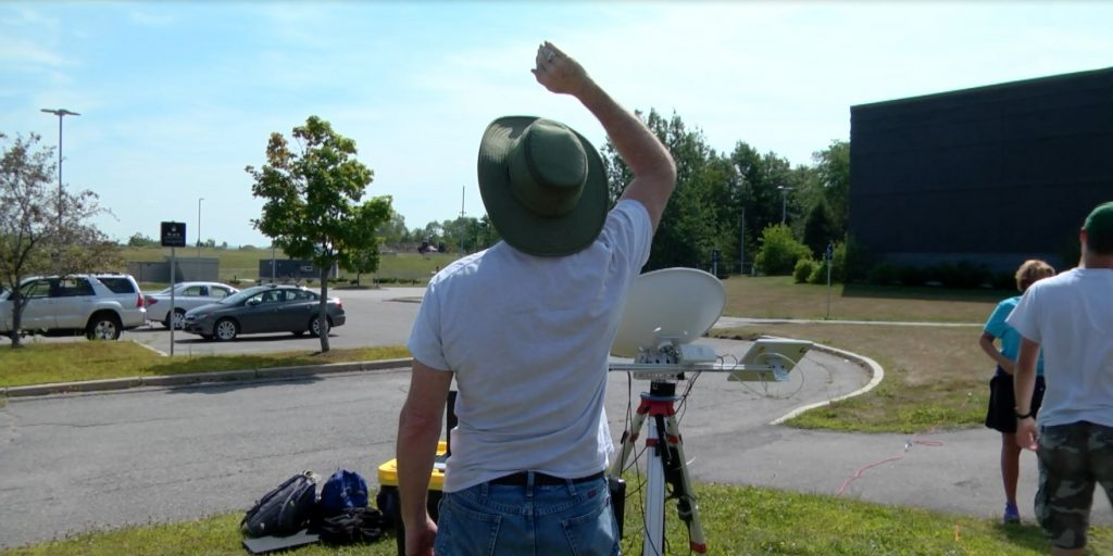 UMaine students will be live streaming eclipse