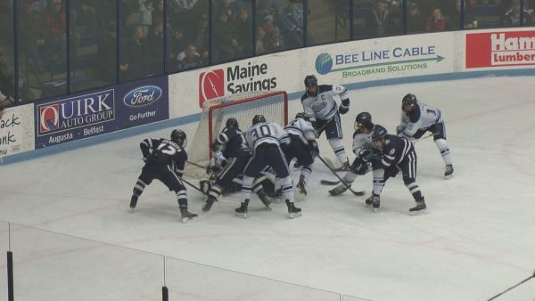 Black Bears tie UNH 4-4 in overtime game