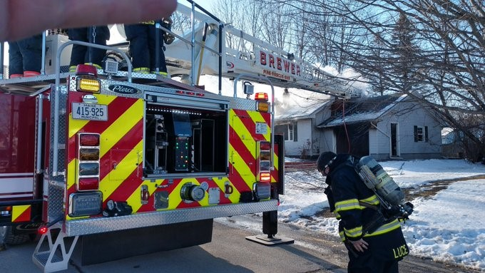 Cause of Brewer house fire under investigation