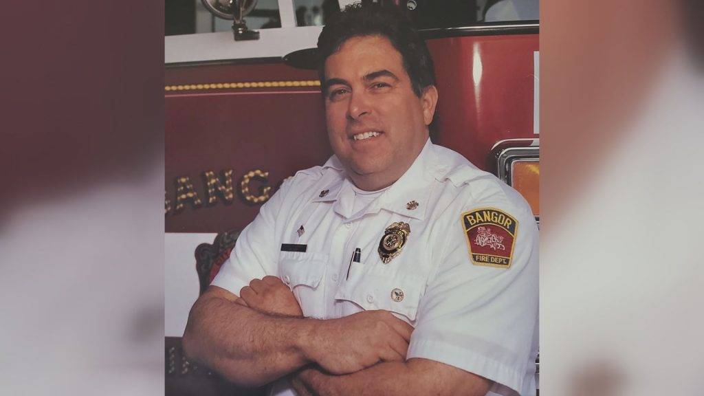 Funeral plans for former Bangor Fire Chief announced