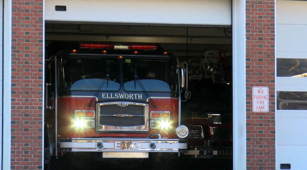 Ellsworth PD 'no shave' event raises money for firefighter