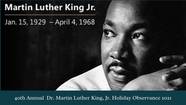 Maine NAACP celebrates 40th annual Martin Luther King Jr. Day