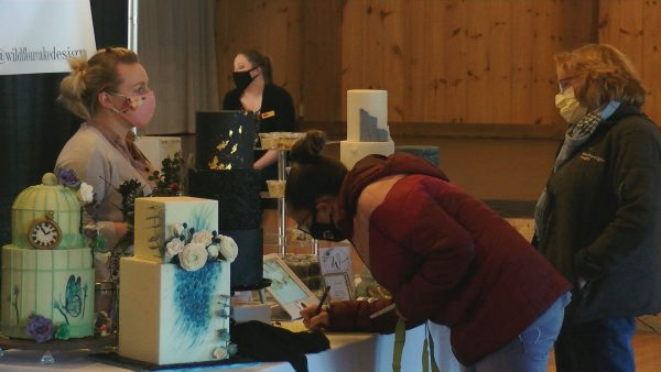 Greater Bangor Wedding Show draws dozens