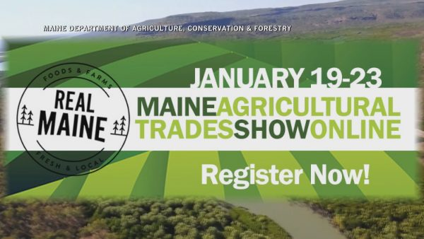 Maine Agriculture Trades Show 2021