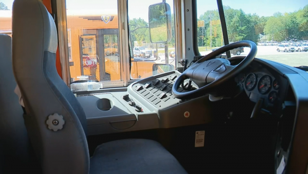 COVID-19 causes bus driver shortage