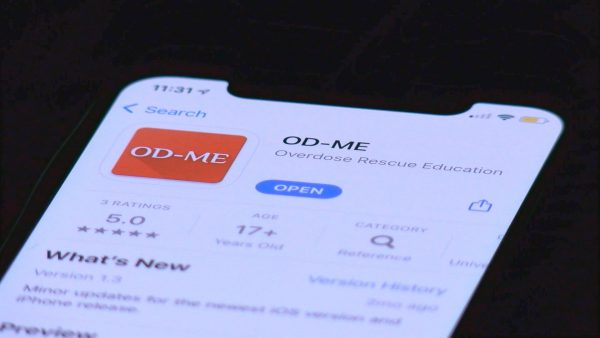 Maine app aims to help prevent deadly overdoses