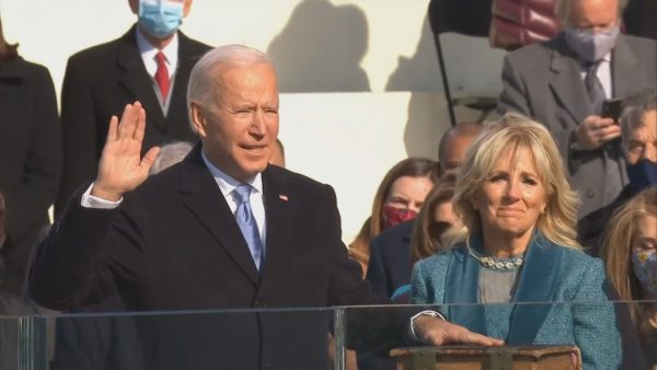 'A unifying day for America': Maine senators react to Biden's Inauguration