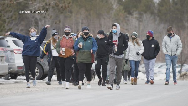 Fourth annual Walk for Warmth raises over $1,000