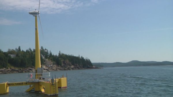 Governor's Energy Office presents offshore wind project