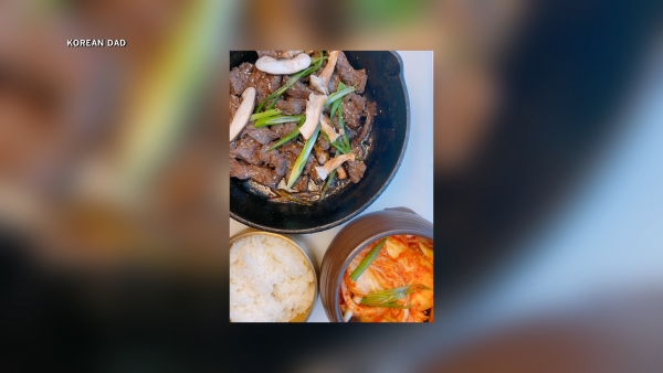 New Korean restaurant opening this spring