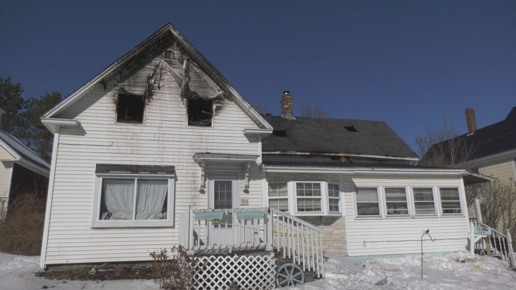 Man injured in Pittsfield fire