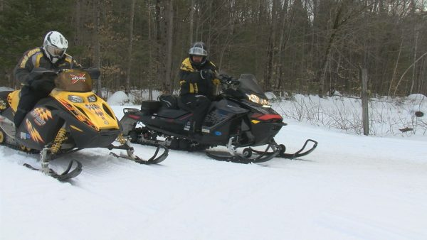 Snowmobiling season turns around