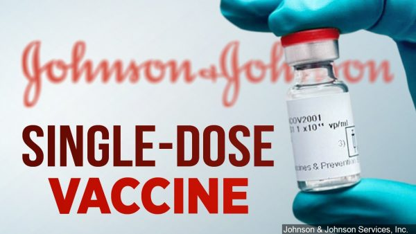 Bishop says Johnson & Johnson vaccine OK for Catholics