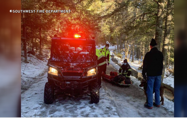Hikers rescued in Seal Harbor area