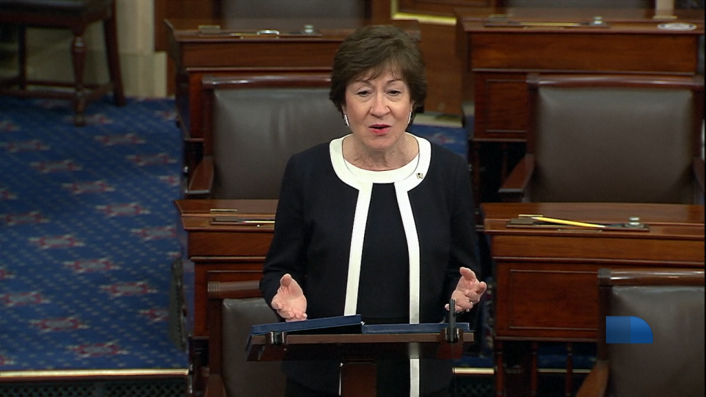 Collins pushes anti-scamming bill