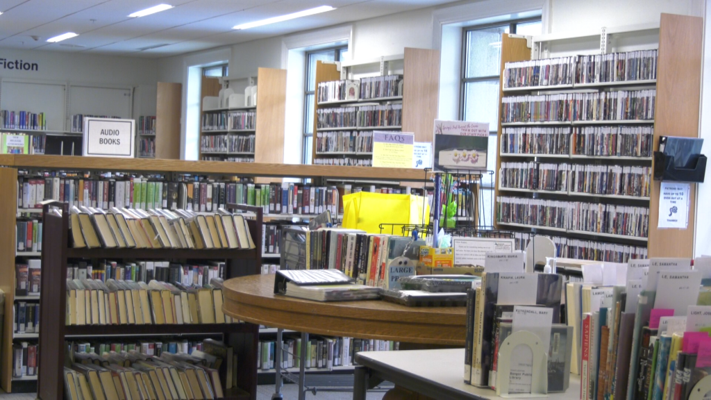 Bangor library reopening for browsing soon