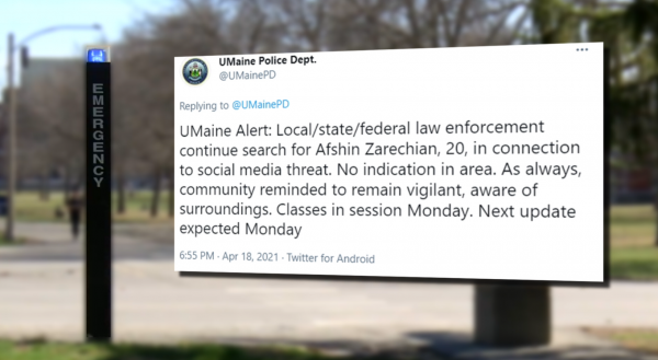 UMaine police seeking public's help after social media threat