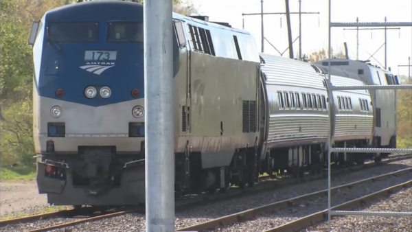 Group advocates for expanded passenger rail service