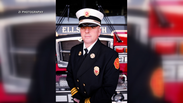 Ellsworth Deputy Fire Chief Bobby Dorr has passed away
