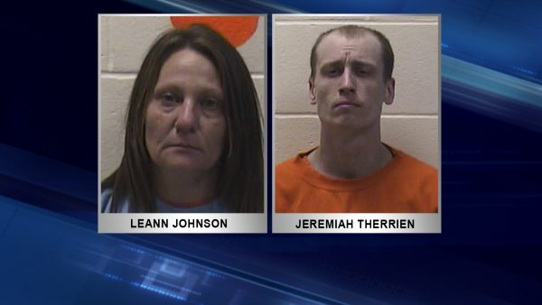 Presque Isle mother, son arrested on drug charges