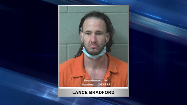 Levant man accused of Bangor break in