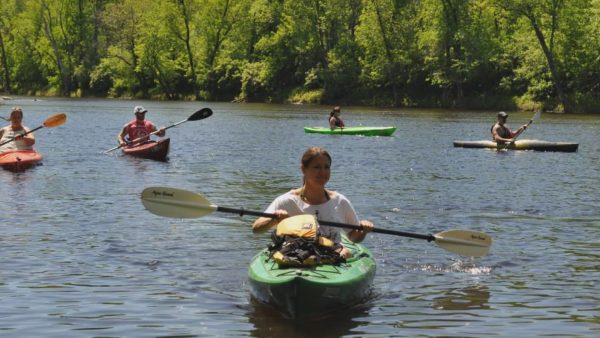 25th annual Bath Savings Paddle for Pine Tree Camp