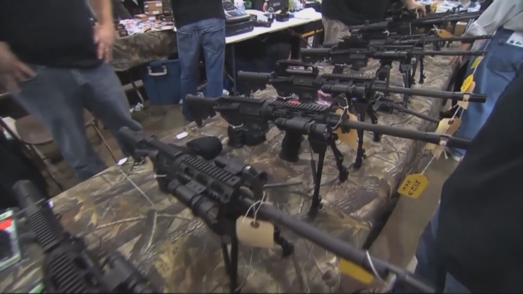 Lawmakers want to amend the definition of 'machine gun'