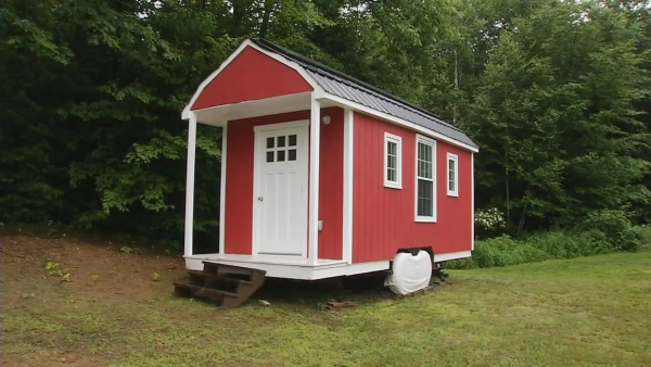 Bill would allow more Mainers to live in tiny homes