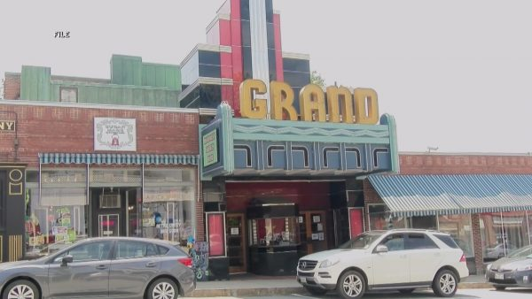 The Grand Theater receives grant