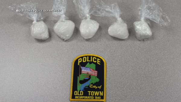 Old Town Police arrest two on drug charges