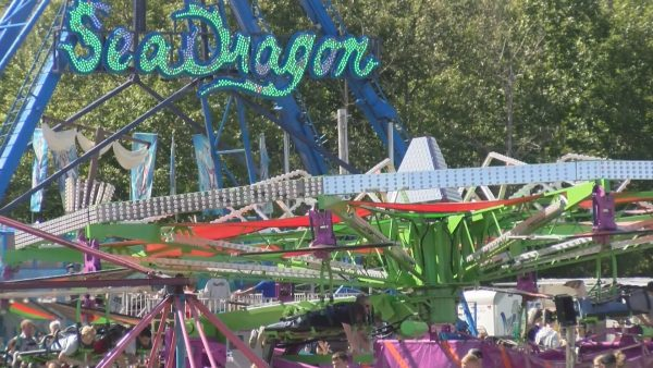 Blue Hill Fair back with new attractions